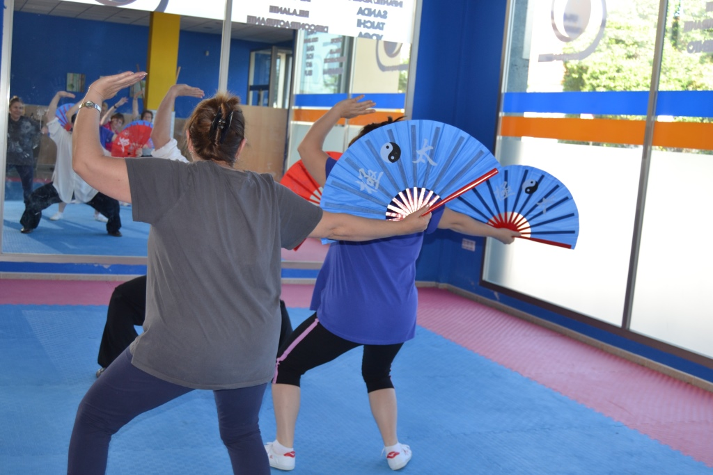Artes Marciales en el Energy Center