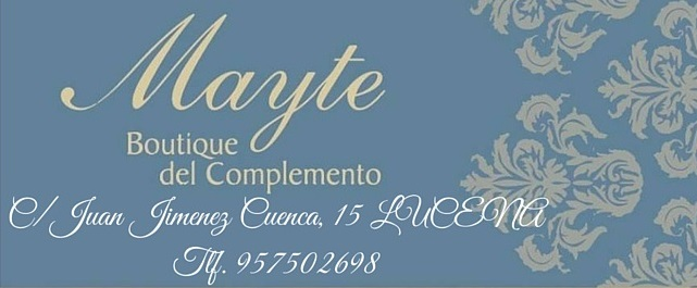 MAYTE COMPLEMENTOS BOUTIQUE
