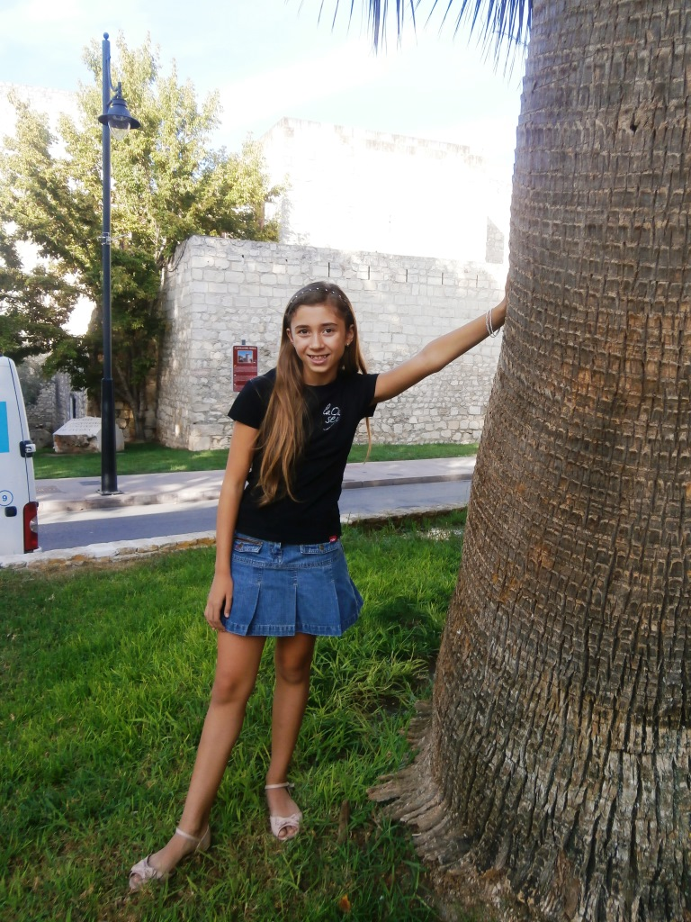 Entrevista: Ana Mª Burguillos Bobis una pequeña gran artísta