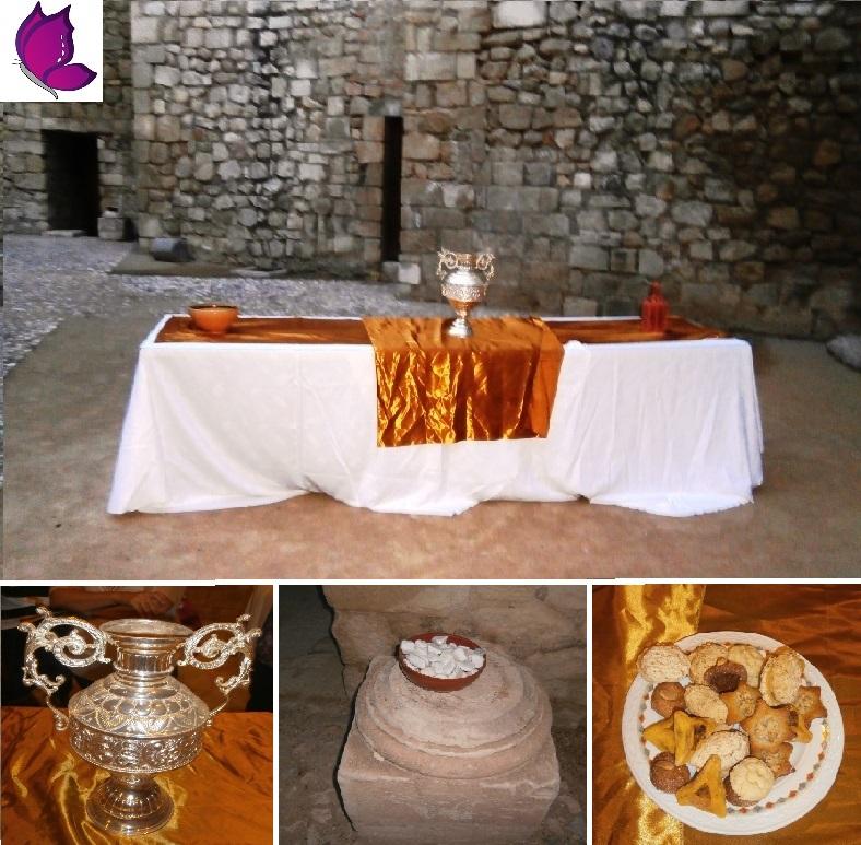 La mesa del convite