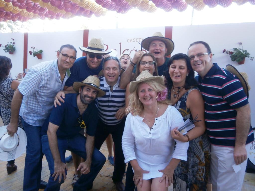 FERIA DEL VALLE 2014 – Ambiente de fiesta