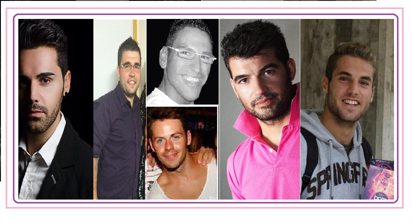 RANKING Hombres más sexys y elegantes Lucena 2014