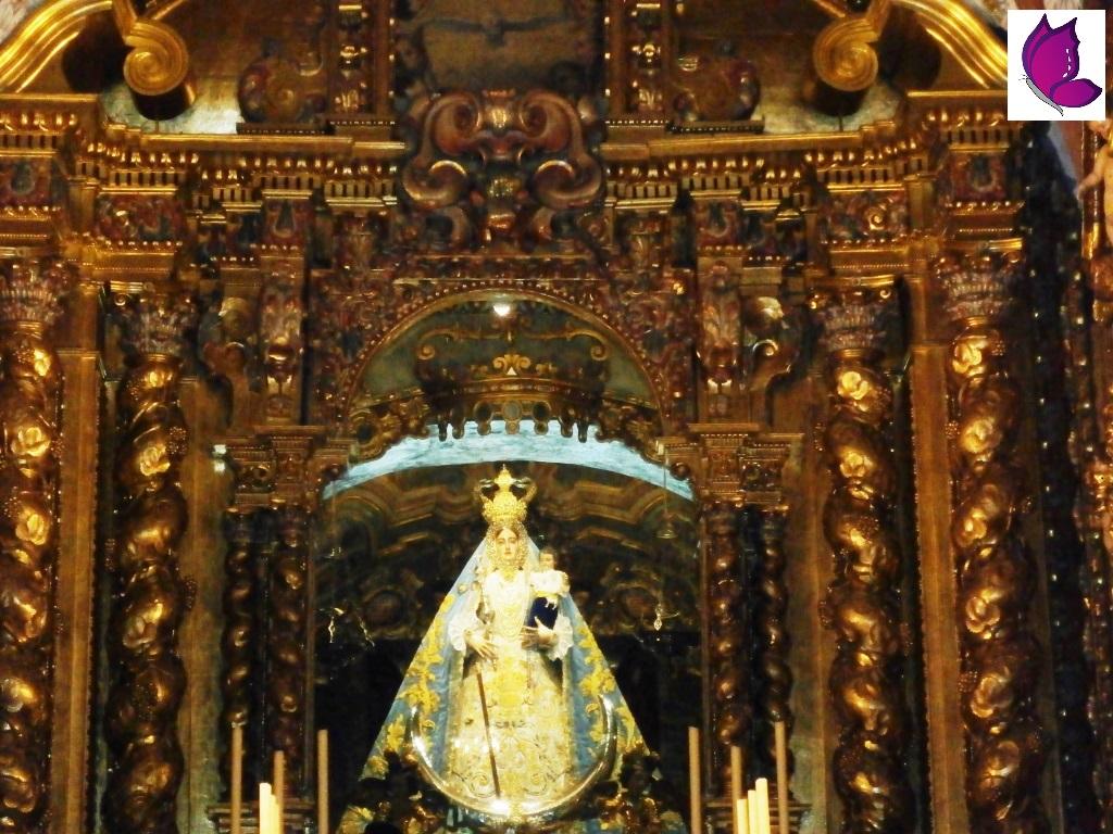 Retablo Mayor de la Virgen de Araceli