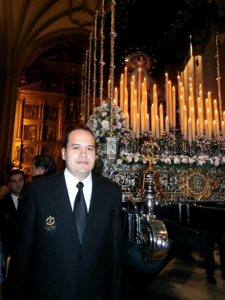 Procesión 450 Aniversario de la Virgen de la Soledad