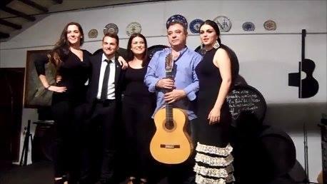 Araceli Muñoz Mata triunfa en el Tablao El Lucero