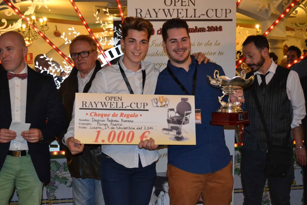 Open Raywell Cup  ha sido celebrado en La Manzana de Adan