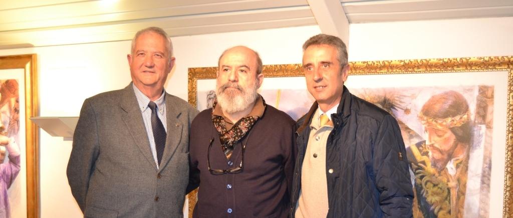 Inauguración de la exposición CLAMOR Gloria de Santero