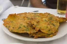 RECETA DEL MIERCOLES: Tortillita de camarones