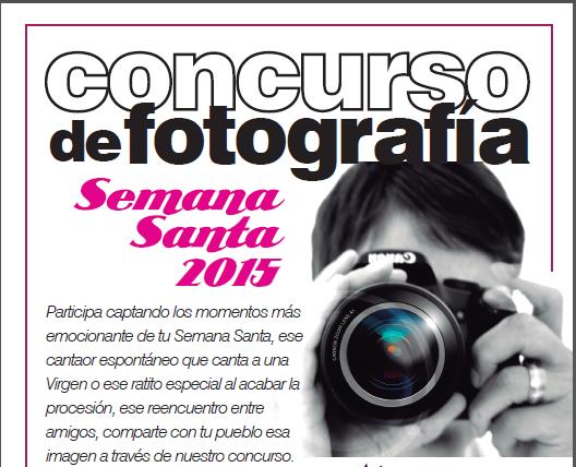 Concurso Fotografía Semana Santa 2015