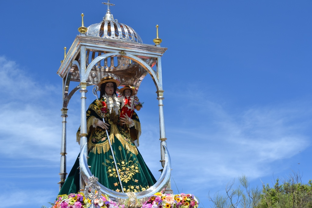 Romeria de bajada Virgen de Araceli 2015 (Videogaleria)