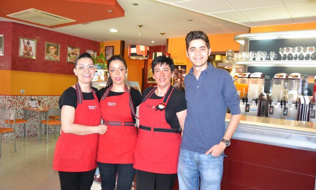 ENTREVISTA: Fabián de Master Chef en Tapijazz Lucena 2015