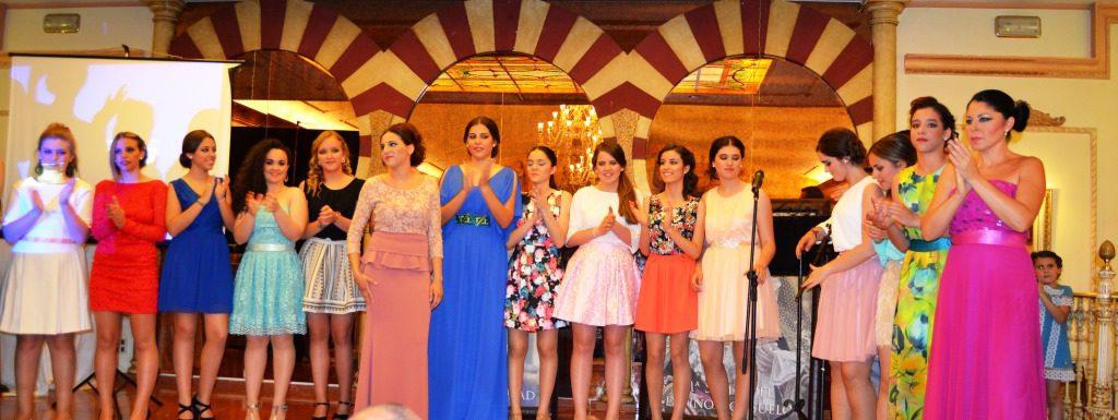 Desfile de moda Gisels organizado por la Cofradía del Sagrado Encuentro
