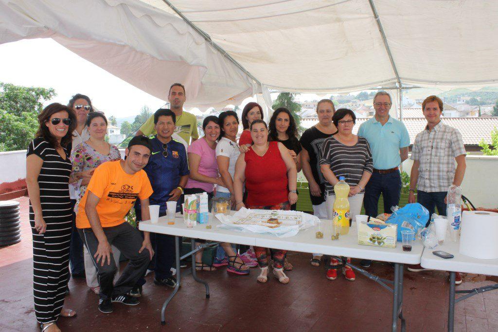Aprendiendo a cultivar huertos domésticos en Lucena