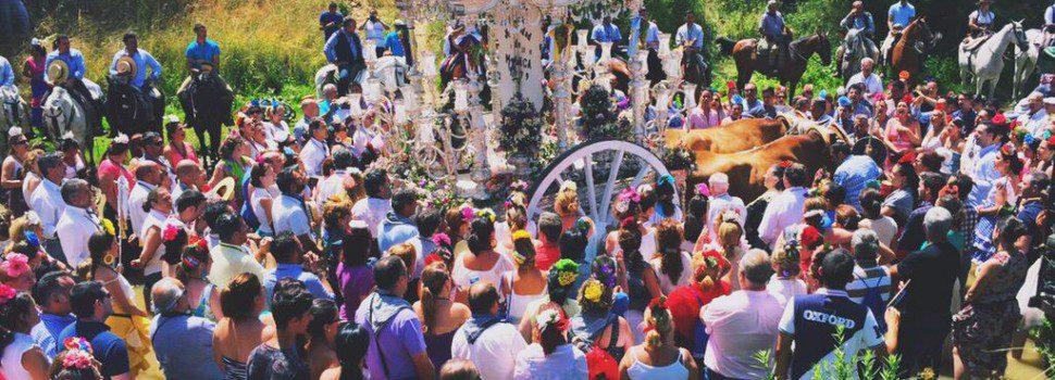 Canal Sur entrevista a la Hermandad del Rocio de Lucena (VIDEO)