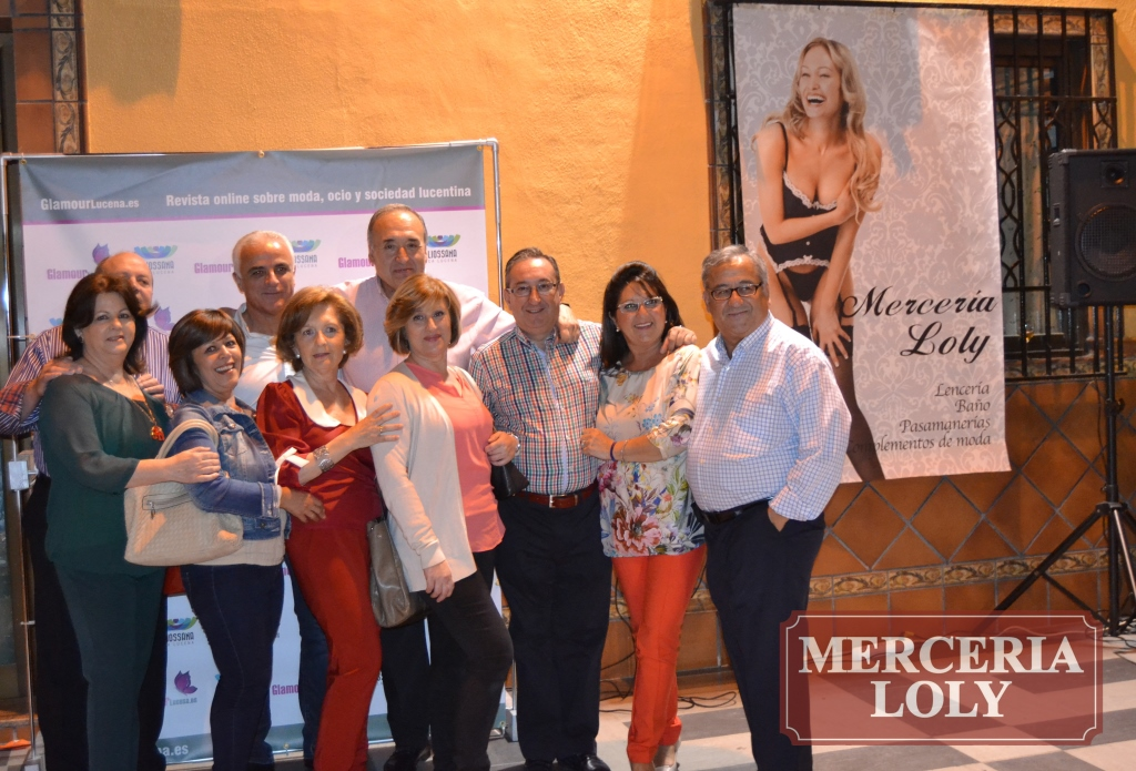 Disfrutando de la Noche Mágica con Merceria Loly