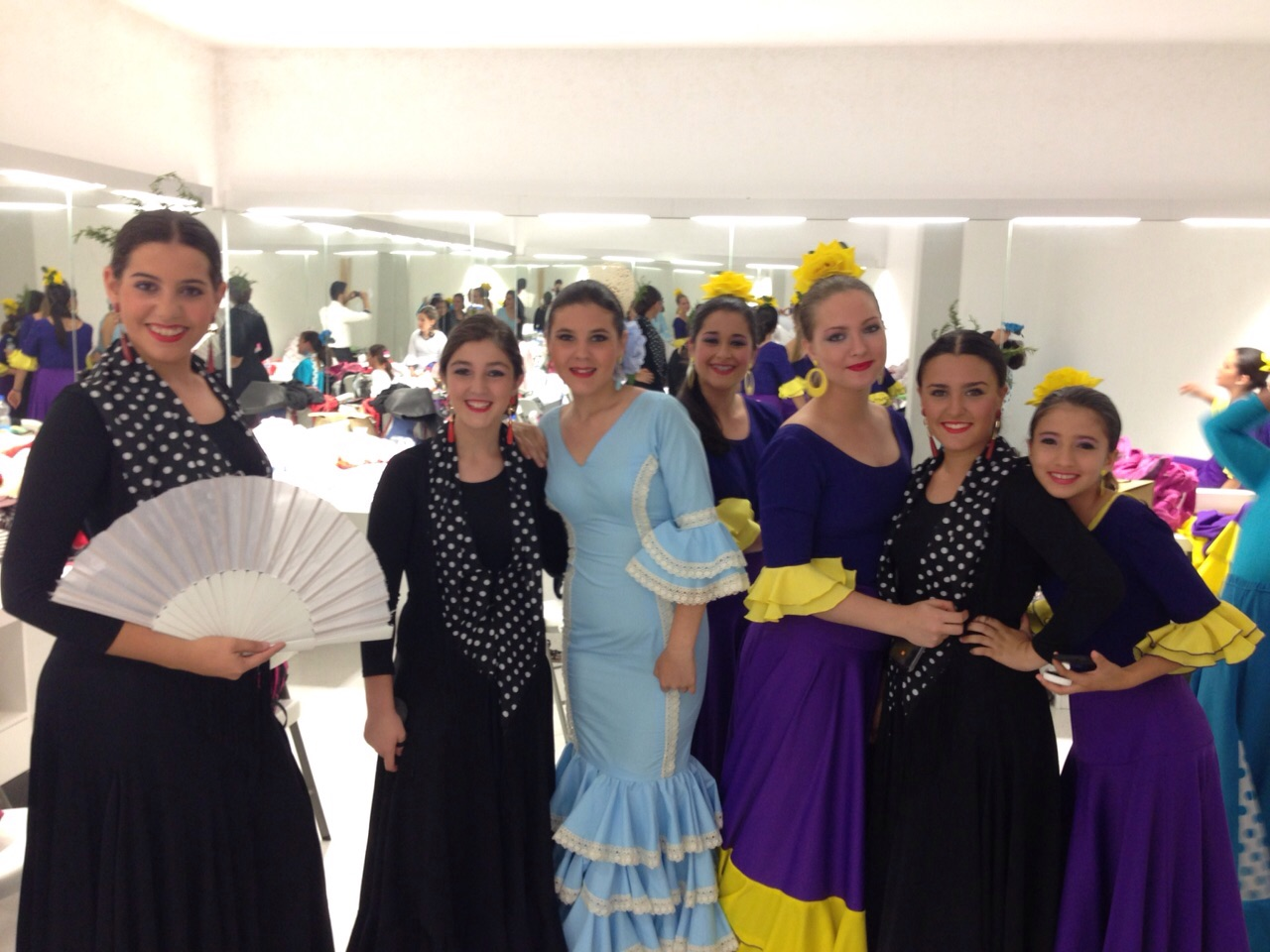 Festival Flamenco Hermanas Mariscal (videogaleria)