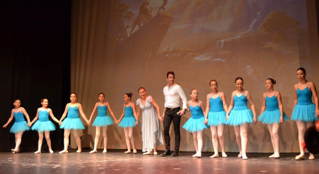 Espectáculo Arcoiris Musical de Educateka Lorena
