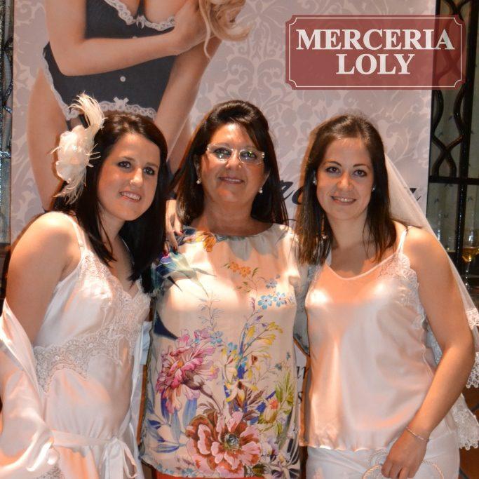 Desfile de moda baño, lencería y complementos  con Merceria Loly
