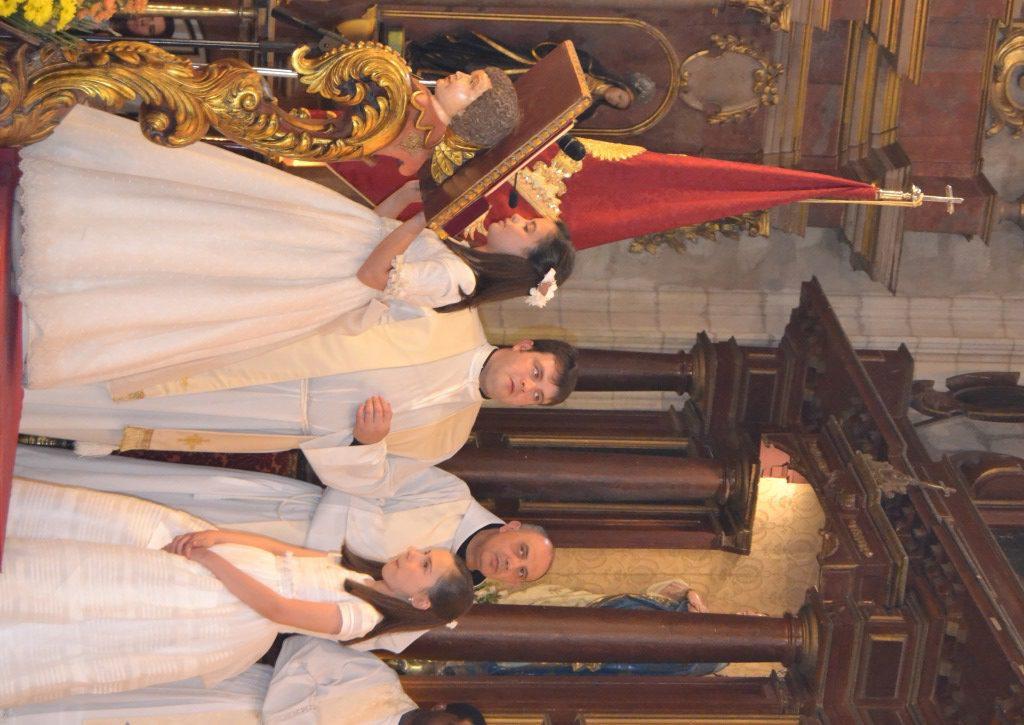 DIA DEL CORPUS CHRISTI 2015(1ª parte)