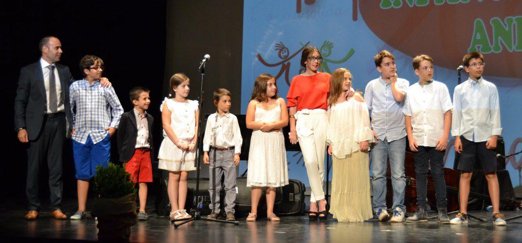 1ª Gala Infancia Solidaria Andalucia en Lucena