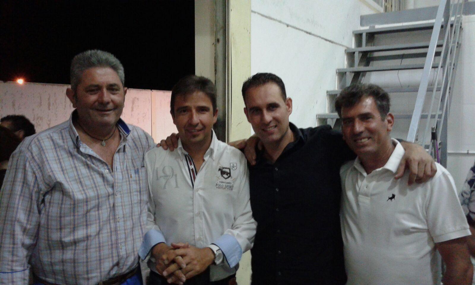 """Noche Flamenca Peña Amigos del """"Fino Tuberias"""""""
