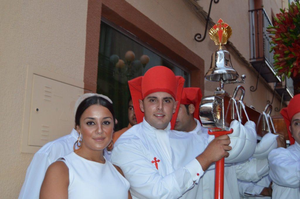 Procesión de Santiago 2015