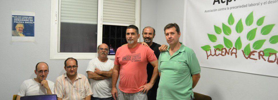 EMPRENDEDORES LUCENTINOS: Proyecto Lucena Verde