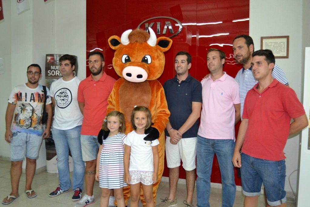 El Gran Prix Kia y su nueva mascota «Verona»