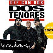 """PROMOCIÓN: Sorteo entradas concierto """"DEF CON DOS"""" + """"HEREDIANS"""""""