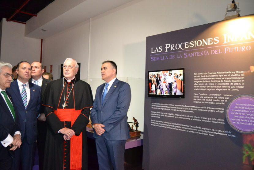 La Archicofradía Ntro. Padre Jesús Nazareno inaugura el Museo de la Santería