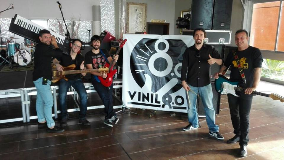 ENTREVISTA: Grupo Pop-Rock  Vinilo 8.0