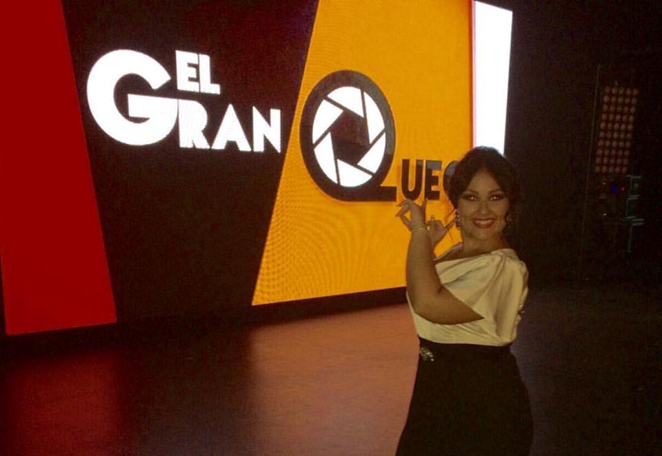 Araceli Campillos en el Gran Queo (Video)