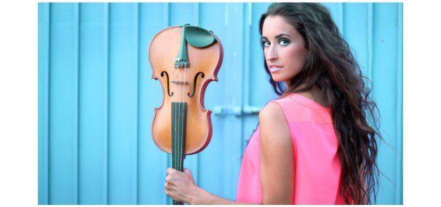 ENTREVISTA: Joven violinísta Maria Beato
