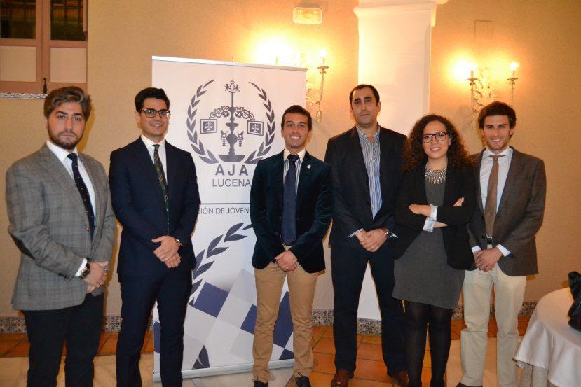 II Tetulia Jurídica de la Agrupación de Jovenes Abogados de Lucena
