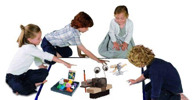 Los juguetes que más interés despiertan en los niños con Mi Garabato 2.0