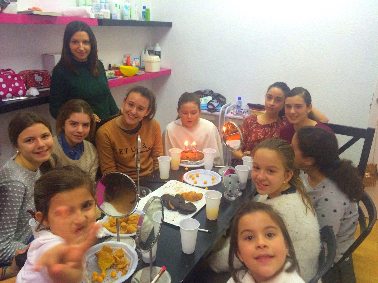 ¿Conoces ya las Beauty Party de Coketa ?