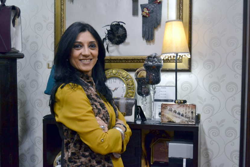 Tendencias en abrigos y complementos con Mayte Campos