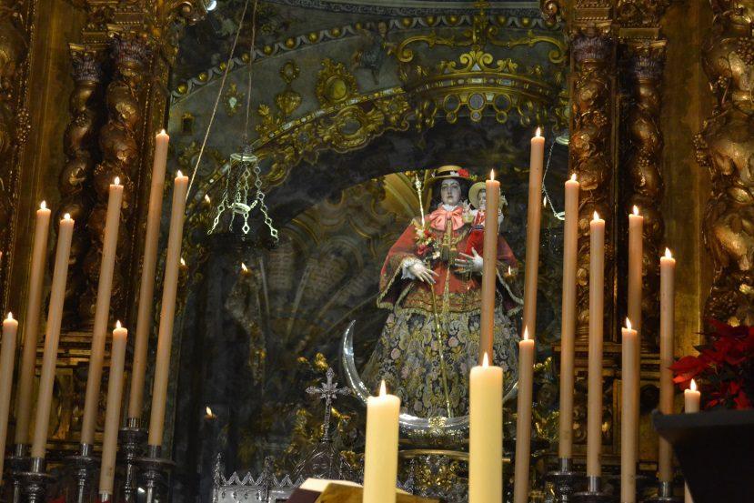 Misa de Villancicos en el Santuario de Aras (Video)