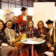 LUCENA A SU PASO POR FITUR 2016 Feria Internacional del Turismo