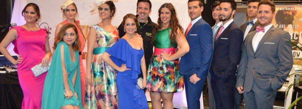 PASARELA FEVEN 1º Desfile moda fiesta Aquarella – Stylo Hombre
