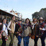 Visitando la Casa Hermandad de Lucena en la Candelaria del Rocio (2ª parte)