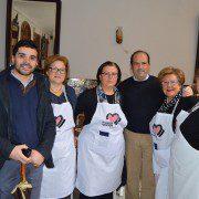 Mujeres en Igualdad celebran un almuerzo a favor de Santa Teresa