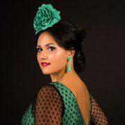 Araceli Campillos primer premio III Concurso de Saetas en Moriles