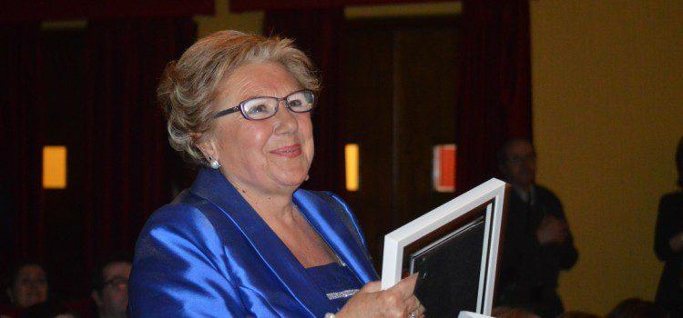 Homenaje a Teresita Ruiz-Canela en el Dia de la Mujer