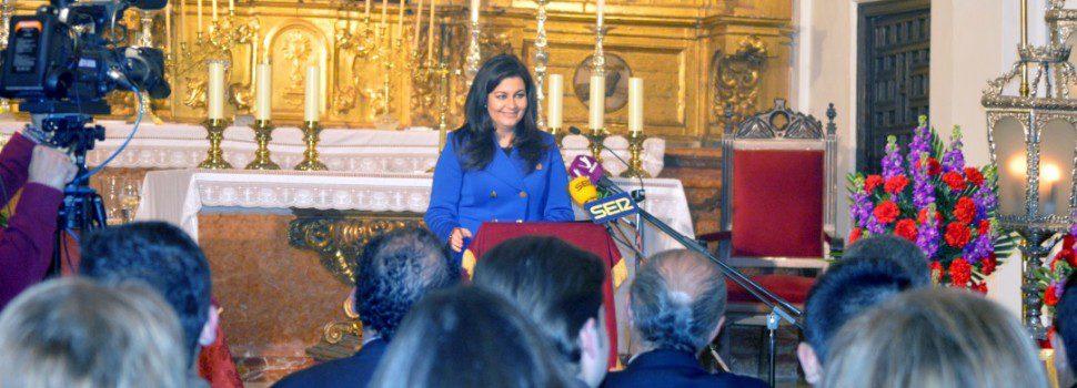 Pregón del Valle por Mayra Parejo Rubio