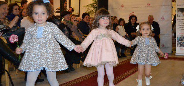 Desfile de moda infantil DosLunaresBaby