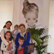 Visitamos la Exposición de Barbies de Amelia Baena