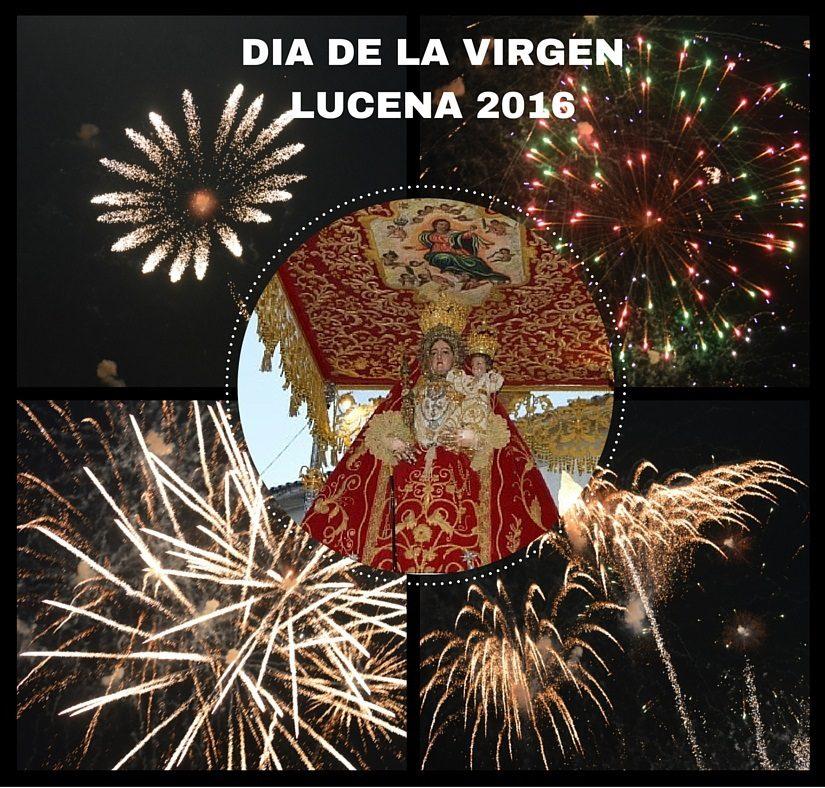 DIA DE LA VIRGEN LUCENA 2016