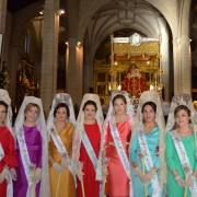 Procesión Día de la Virgen de Araceli 2016 (1ª galeria)