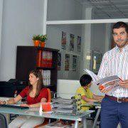 EMPRENDEDORES LUCENTINOS: Conocemos a Francisco Martinez
